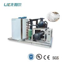 Buy cheap PLC Automatic Controller Big Ice capacity Industrial Flake Ice Making Equipment 10 Ton from wholesalers