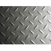 Wholesale 3mm Stainless Steel Diamond Tread Chequered Plate Sheets Manufacturer from From China Foshan from china suppliers