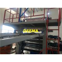 Buy cheap Artificial PVC Marble Sheet Machine Plastic Processing Machinery from wholesalers