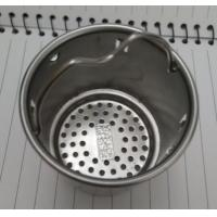 Buy cheap Stainless steel Perforated Cup strainer filter|Alkaline Water Cup Infuser Strainer from wholesalers