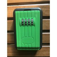 Wholesale Waterproof Outdoor Combination Lockbox For Keys Black And Green from china suppliers