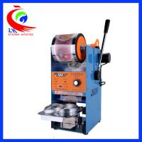 Wholesale Semi Automatic Sealer Coffee Shop Equipment Plastic Bag Sealing Machine from china suppliers