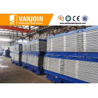 Wholesale Vanjoin Full Automatically Machine Panel Sandwich Factory Line Manufacturers from china suppliers