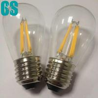 Wholesale S14 Type Filament LED Bulb 2W 4W E26 E27 B22 High Brightness CE Approval from china suppliers