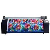 Wholesale Inkjet Printer large format printing machine for polyester fabric from china suppliers