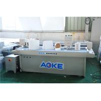 Buy cheap Paper Box Cutting machine flatbed  cut  automatic drawing creasing vacuum pump holding from wholesalers
