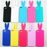 Wholesale Colorful silicone phone cases No bad smell washed repeatedly from china suppliers