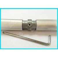 Quality Intermediate Aluminum Tubing Joints Zine-alloy Lightweight Union Joint AL-14 for sale