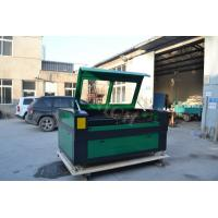 Quality Black and green laser acrylic cutting machine , Double - Color board / Wood laser cutter for sale