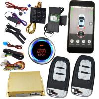 Wholesale Remote Car Starter Iphone Smartphone Car Alarm , Start Your Car With Your Phone from china suppliers