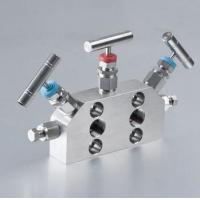 Wholesale Five Valve Manifold 6000PSI Double Ferrule Fittings Medium Temperature from china suppliers