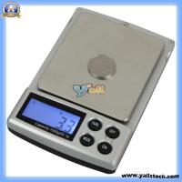 Wholesale Professional Mini Jewelry Digital Scale 1000g X 0.1g-J3124 from china suppliers
