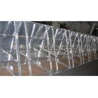 Quality Safety Pedestrian Barriers Aluminum Crash Crowd Control Stands for sale