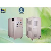 Wholesale O3 Sewage Water Ozone Generator , 40-100G 110 V Industrial Laundry Ozone Generator from china suppliers