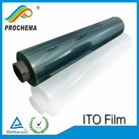 Wholesale 5-7ohm Transparent Conductive ITO Film from china suppliers