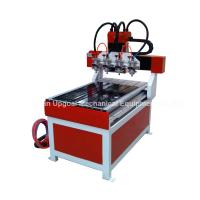 Wholesale Small 4 Spindles 600*900mm Wood CNC Carving Machine from china suppliers