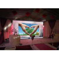 Wholesale 1/16 Scan P3.91 Indoor Rental Led Video Wall Hirewith 500x1000mm Cabinet from china suppliers