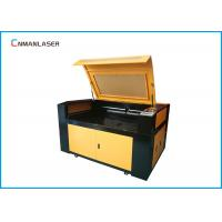 Wholesale MDF Borad Rubber Stamp Shoe Design CO2 Laser Engraving Cutting Machine With 6090 150w from china suppliers