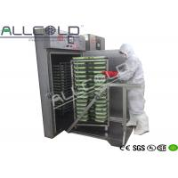 Wholesale 1 Trolley Baked Food Fast Cooling Food Processing Machinery , Ready Food Vacuum Cooler from china suppliers