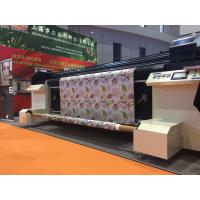 Wholesale High Speed 120sqm / hour Flag Printing Machine from china suppliers