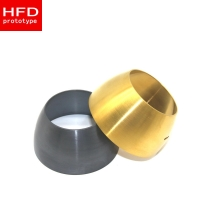 Wholesale ISO9001:2015 Certification Brass C36000 C37700 Small Turned Parts from china suppliers