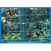 Wholesale Eco Friendly Euro Panel Fencing Convenient Installation 4x4 5x5 6x6mm from china suppliers