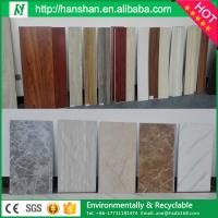 Quality click system wpc floor plastic flooring pvc vinyl flooring 7.5mm for sale