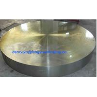 Wholesale Tube Sheet Double Stainless Steel Forged Disc 1.4462, F51, S31803; F60, S32205; F53, S32750 from china suppliers