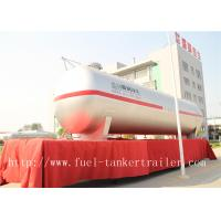 Wholesale Large Volume LPG Semi Trailer With Liquefied Petroleum Gas Transportation Tank from china suppliers