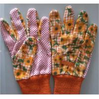 Wholesale Personalised Colorful Light Weight Nitrile dents Children Gardening Gloves from china suppliers