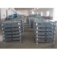 Wholesale Industrial galvanized wire mesh storage cage 1200 * 1000 * 890mm from china suppliers