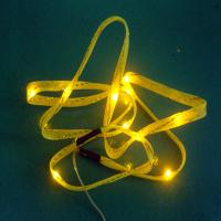 Wholesale High quality Yellow decorative butterfly led lights from china suppliers