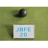 Wholesale High Hardness 62-63HRC and Unbreakable Hot Rolled Grinding Steel Balls for Mines D20mm from china suppliers
