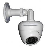 Wholesale 720P HD Dome Wireless IP Cameras PTZ With 4-9mm Lens 25fps , HTTP / FTP from china suppliers