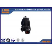 Wholesale 15KW Wastewater Submersible Pump for civil water plant with high head 42m from china suppliers