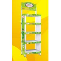 Wholesale Durable Floor Plastic Display Stands Store Fixture For FMCG from china suppliers