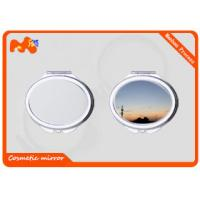 Wholesale Customized Sublimation Compact Mirror For Promotion Gift / Business Gift from china suppliers