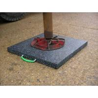 Buy cheap anti-slip crane outrigger pad crane foot support plate hdpe portable crane mat from wholesalers
