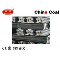 Wholesale Custom Steel Crane Rail Steel Products QU70 80 100 120 Crane Rails from china suppliers