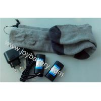 Wholesale Rechargeable battery heated socks from china suppliers