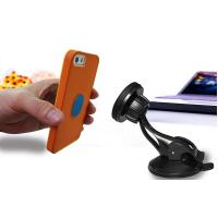 Wholesale Smart Suction Cup Magnet Cell Phone Universal Car Mount Holder For Car Windshield from china suppliers