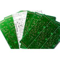 Wholesale OEM service 2 Layer FR4 PCB , quick turn circuit boards  HASL Finish from china suppliers