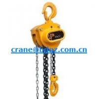 Wholesale HSZ-CA chain hoist from china suppliers