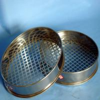 Wholesale perforated plate test sieve from china suppliers