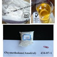 Wholesale Anti - cancer Oxymetholone Anadrol Bulking Cycle Steroids For Anemia Treatment from china suppliers