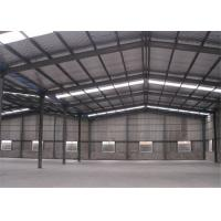 Wholesale Professional Structural Steel Warehouse With Sandwich Panel Light Steel Frame from china suppliers