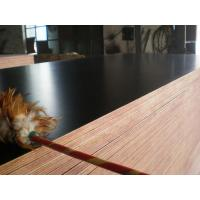 Wholesale Customized Black Film Faced Plywood from china suppliers