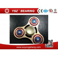 Wholesale Cool Alloy Sensory Hand Toys / Tactile Toys For Adults Hang Spinner Fidget Avenger from china suppliers