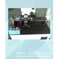 Wholesale Stator polyester film insulation paper forming machine for Two pole stator Slot liners from china suppliers
