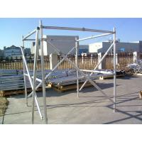 Wholesale Maintenance Scaffold Platform Aluminum alloy Working Climbing Scaffold from china suppliers